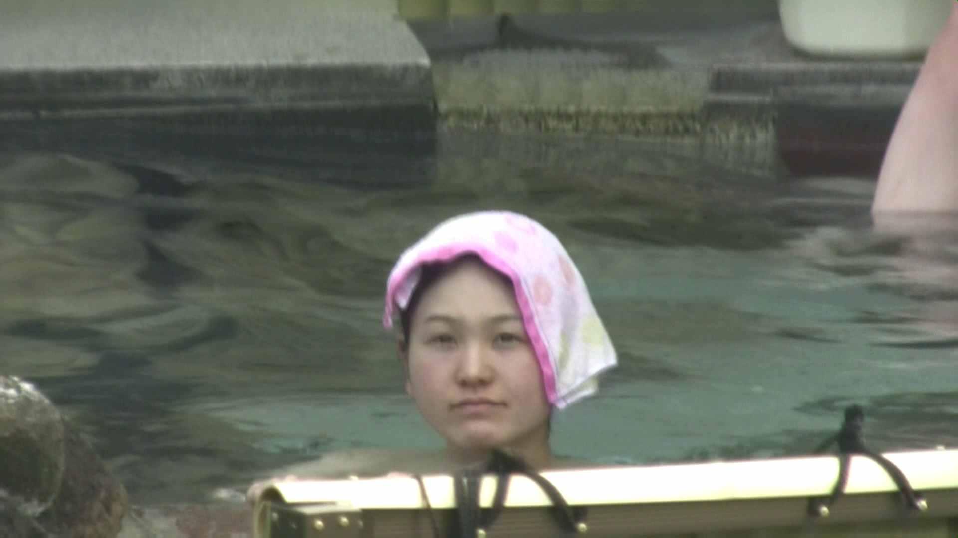 高画質露天女風呂観察 vol.026 露天風呂 オマンコ動画キャプチャ 84連発 73
