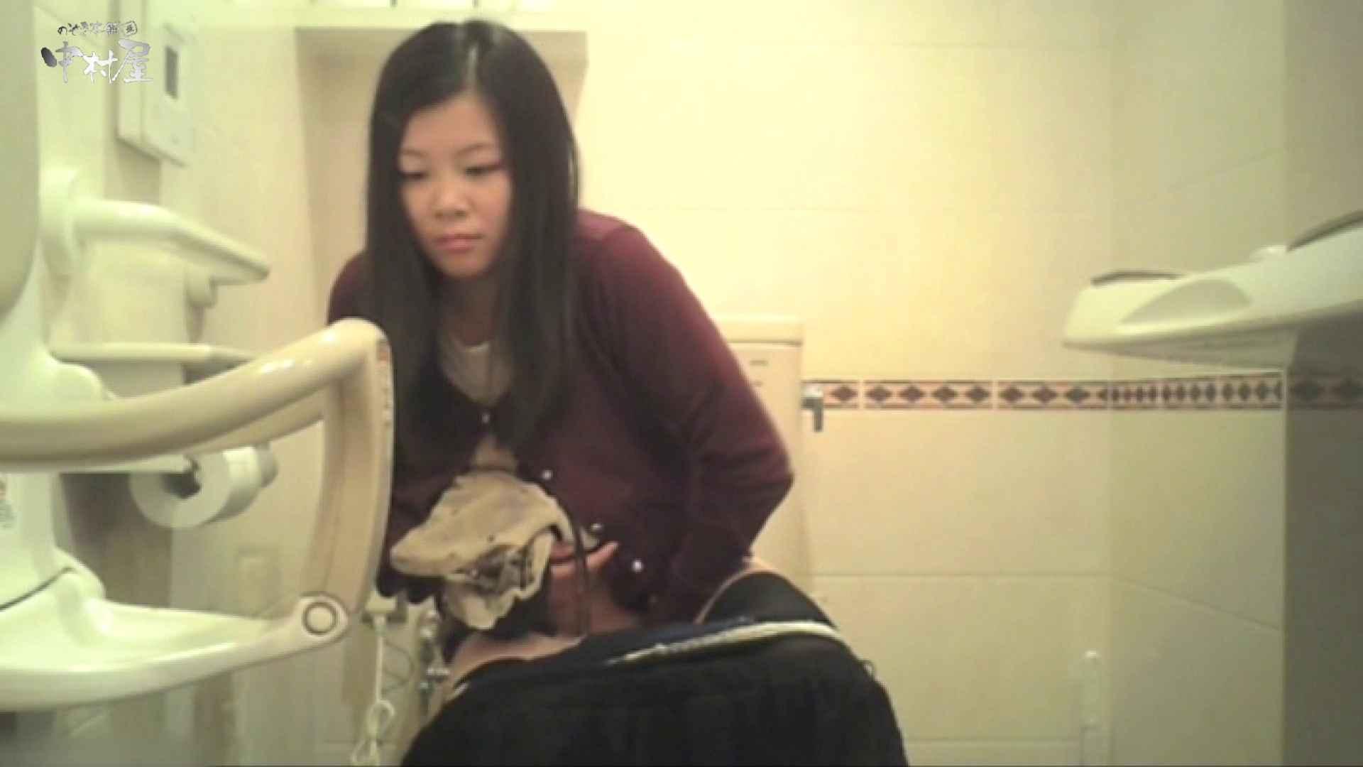 無料アダルト動画:ティーンガールのトイレ覗き‼vol.15:のぞき本舗 中村屋