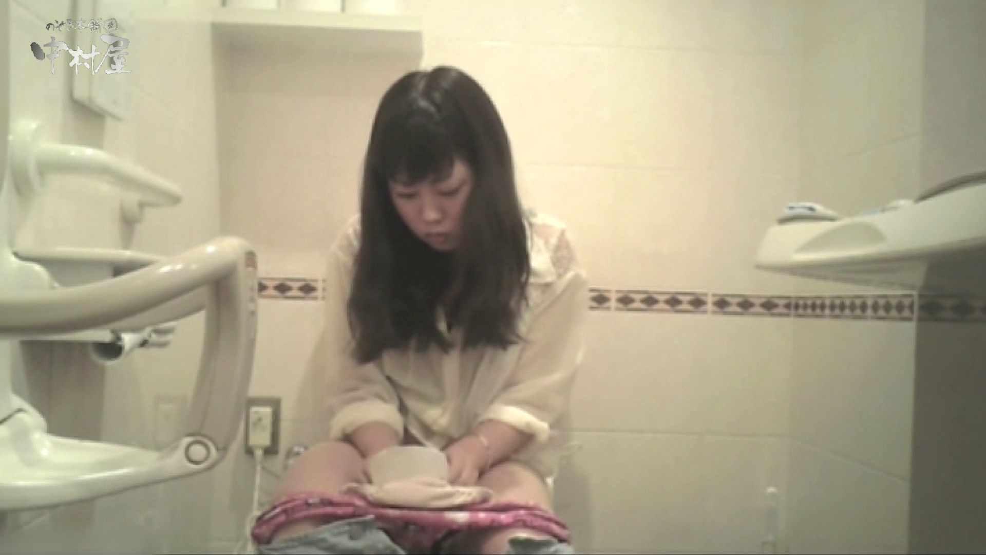 無料アダルト動画:ティーンガールのトイレ覗き‼vol.19:のぞき本舗 中村屋