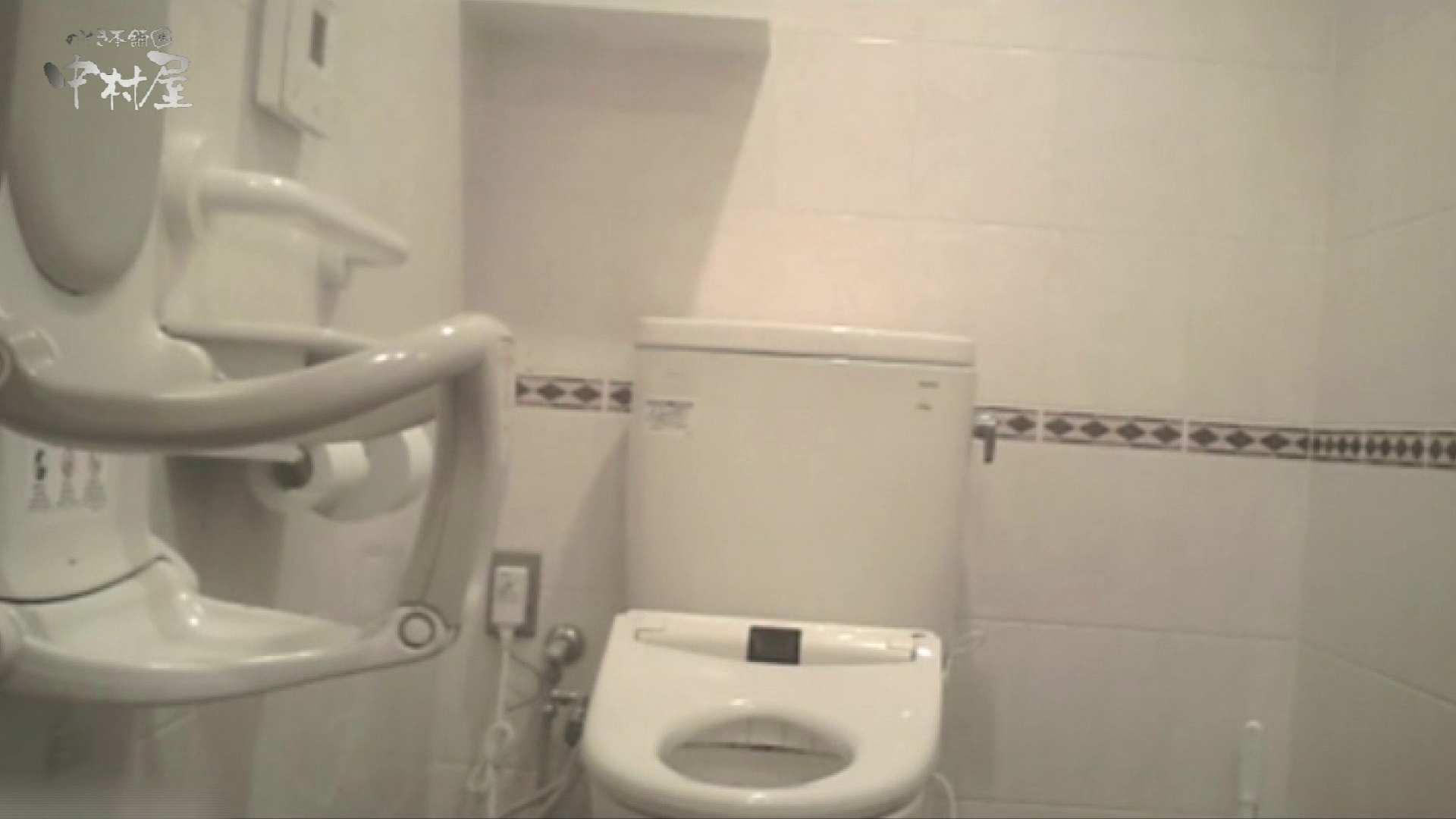 無料アダルト動画:ティーンガールのトイレ覗き‼vol.25:のぞき本舗 中村屋