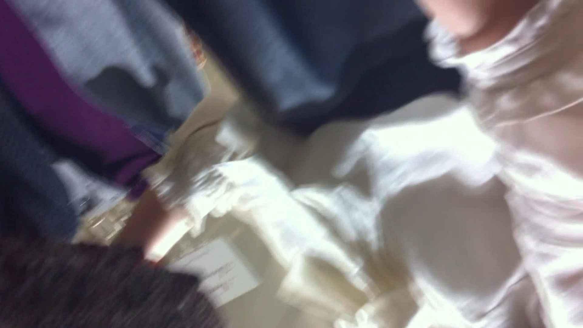 フルHD ショップ店員千人斬り! 大画面ノーカット完全版 vol.67 胸チラ ワレメ動画紹介 56連発 49