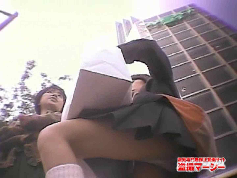 街パン 投稿!パンツ盗撮① 制服 戯れ無修正画像 85連発 27