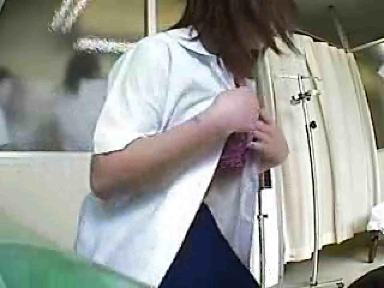 女子K校の内科検診vol.6 下着 のぞき動画画像 44連発 5