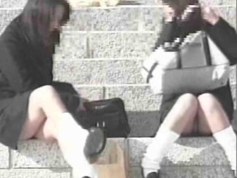 制服女子! 処女狩りパンチラvol.1 制服 おまんこ無修正動画無料 47連発 35