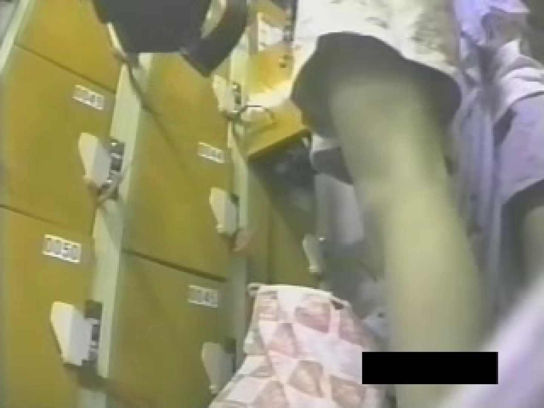無料アダルト動画:投稿!ギャル達のムレムレプール&更衣室:のぞき本舗 中村屋