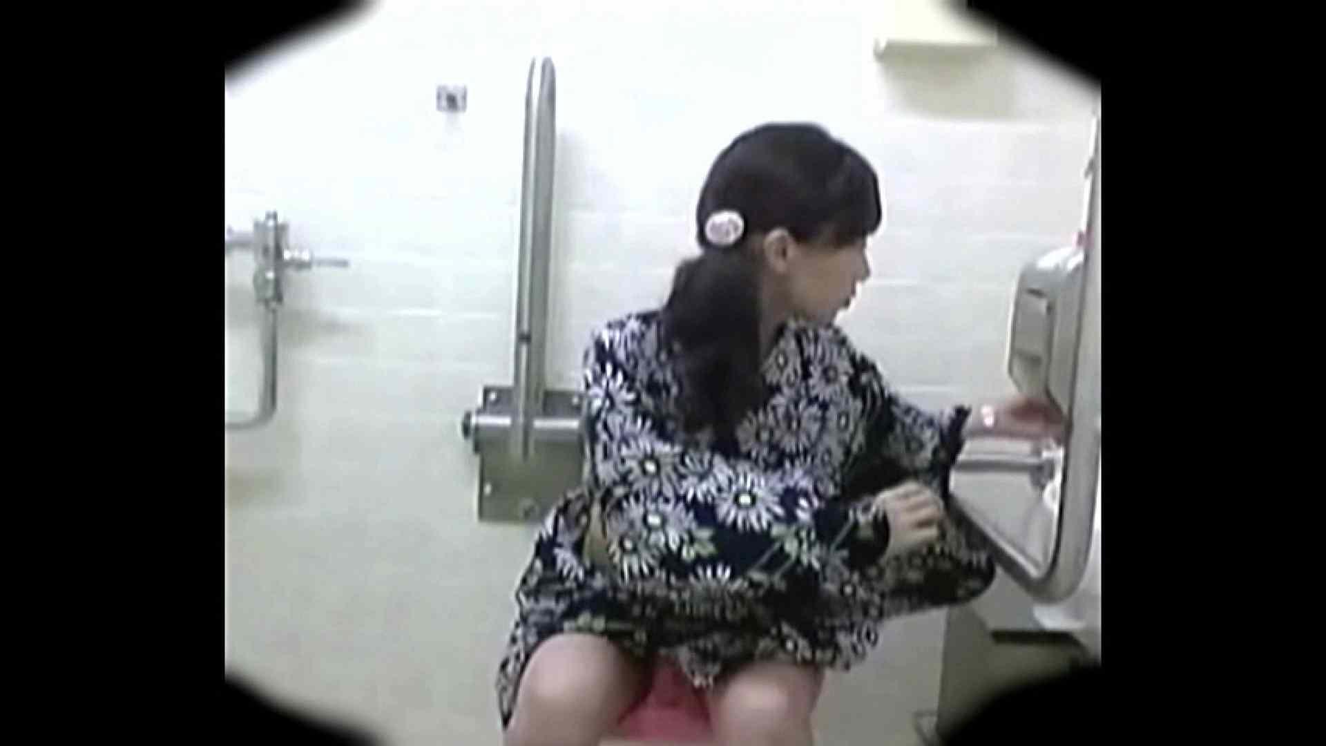teen galトイレ覗き紙がナイ編‼vol.01 浴衣   トイレ  42連発 1