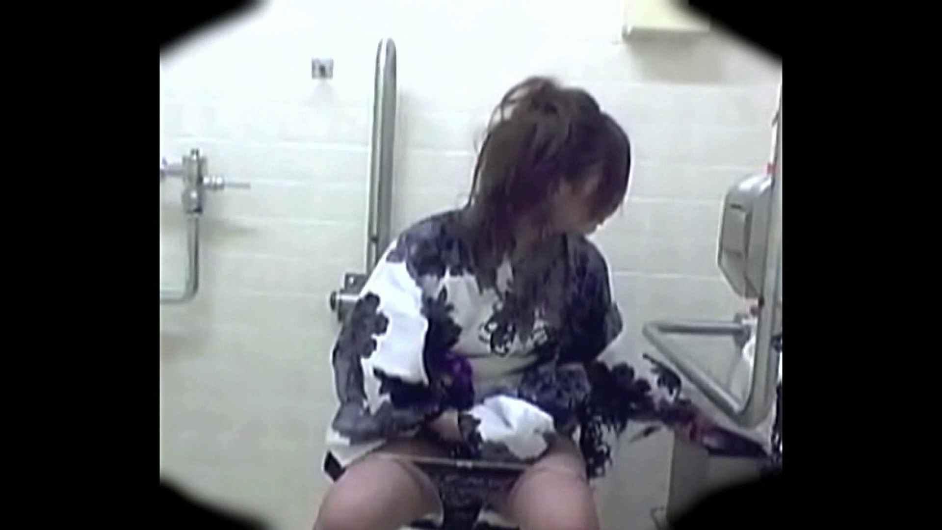 teen galトイレ覗き紙がナイ編‼vol.01 浴衣   トイレ  42連発 25