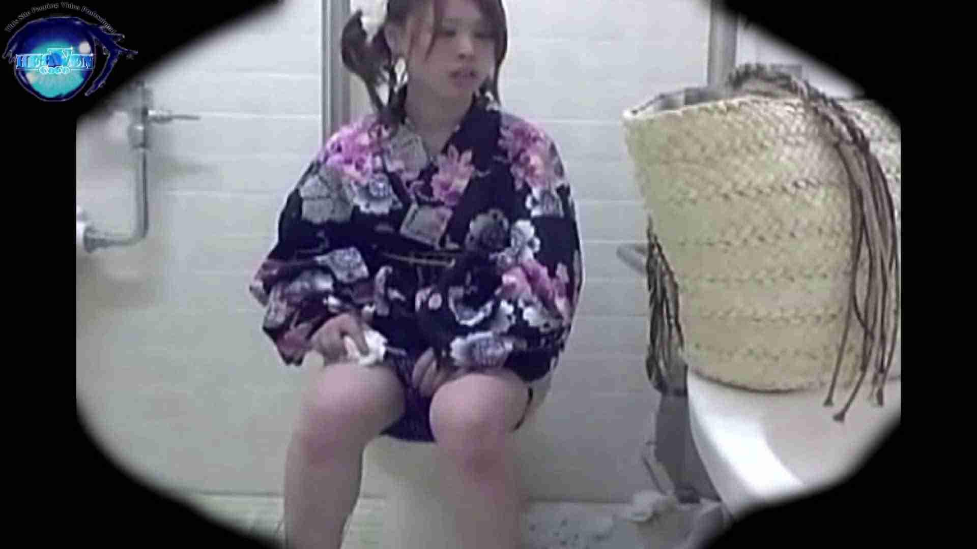 teen galトイレ覗き紙がナイ編‼vol.17 浴衣  52連発 32