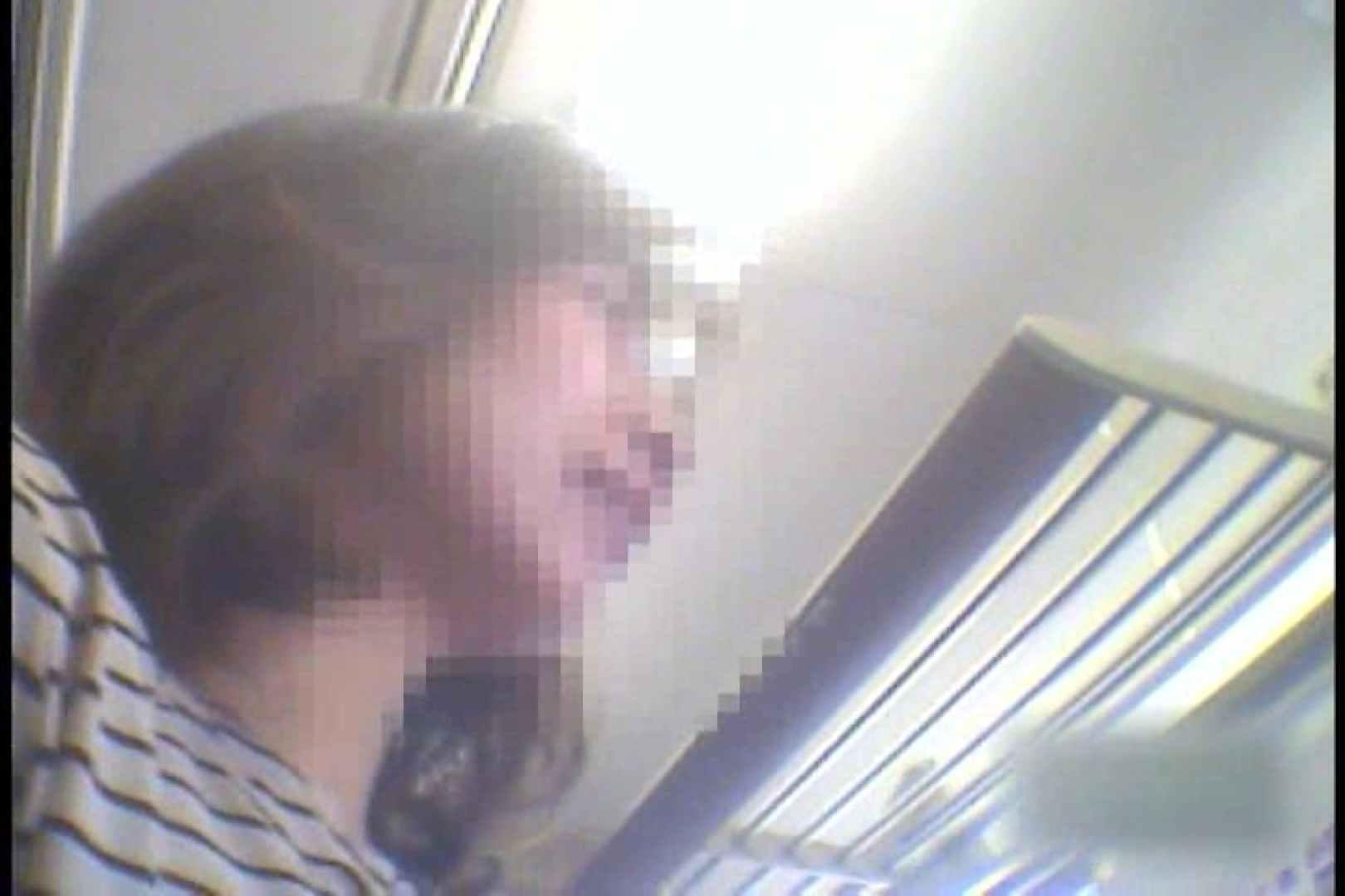 私鉄沿線美女限定パンティー丸覗き!!vol.05 美女 エロ画像 59連発 9