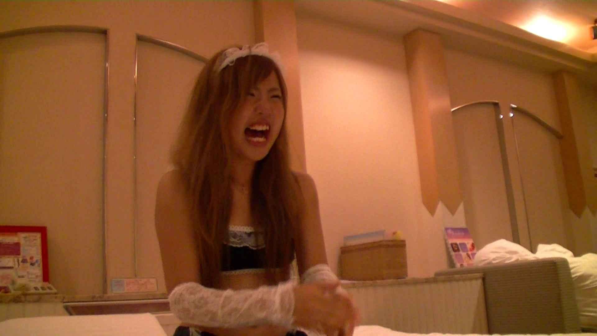 vol.1 警戒されながらラブホテルへ!優ちゃんの撮影開始です。 ラブホテル オマンコ動画キャプチャ 96連発 52
