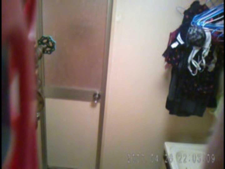 父親が自宅で嬢の入浴を4年間にわたって盗撮した映像が流出 脱衣所  77連発 54