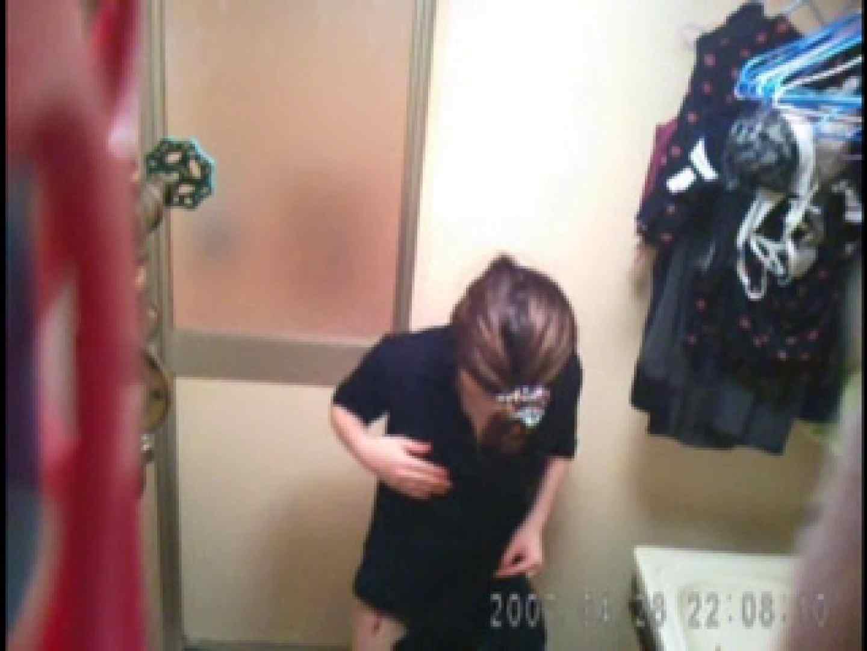 父親が自宅で嬢の入浴を4年間にわたって盗撮した映像が流出 脱衣所  77連発 72