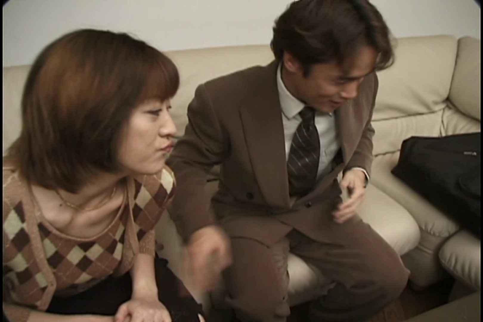 昼間の奥様は欲求不満 ~石川麻紀~ 覗き SEX無修正画像 69連発 18