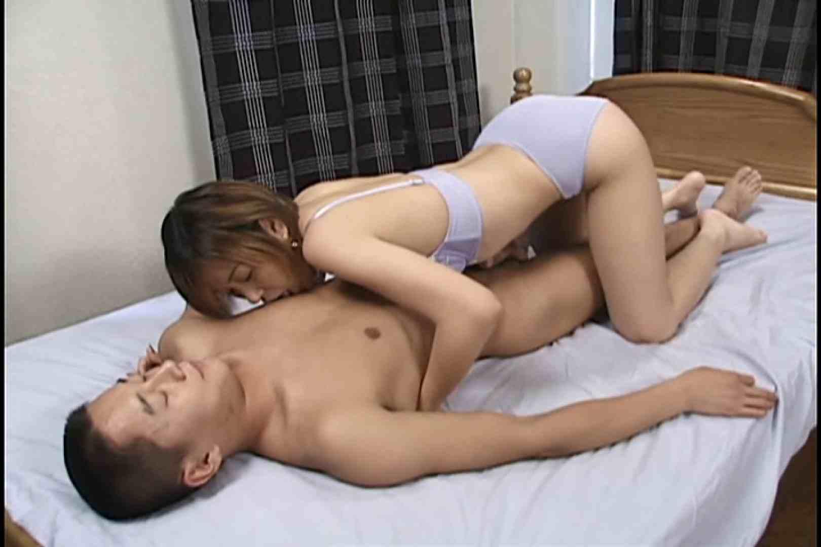 絶品フェラ!ショートカットの似合う人妻が欲情~中原えりか~ アナル  94連発 45