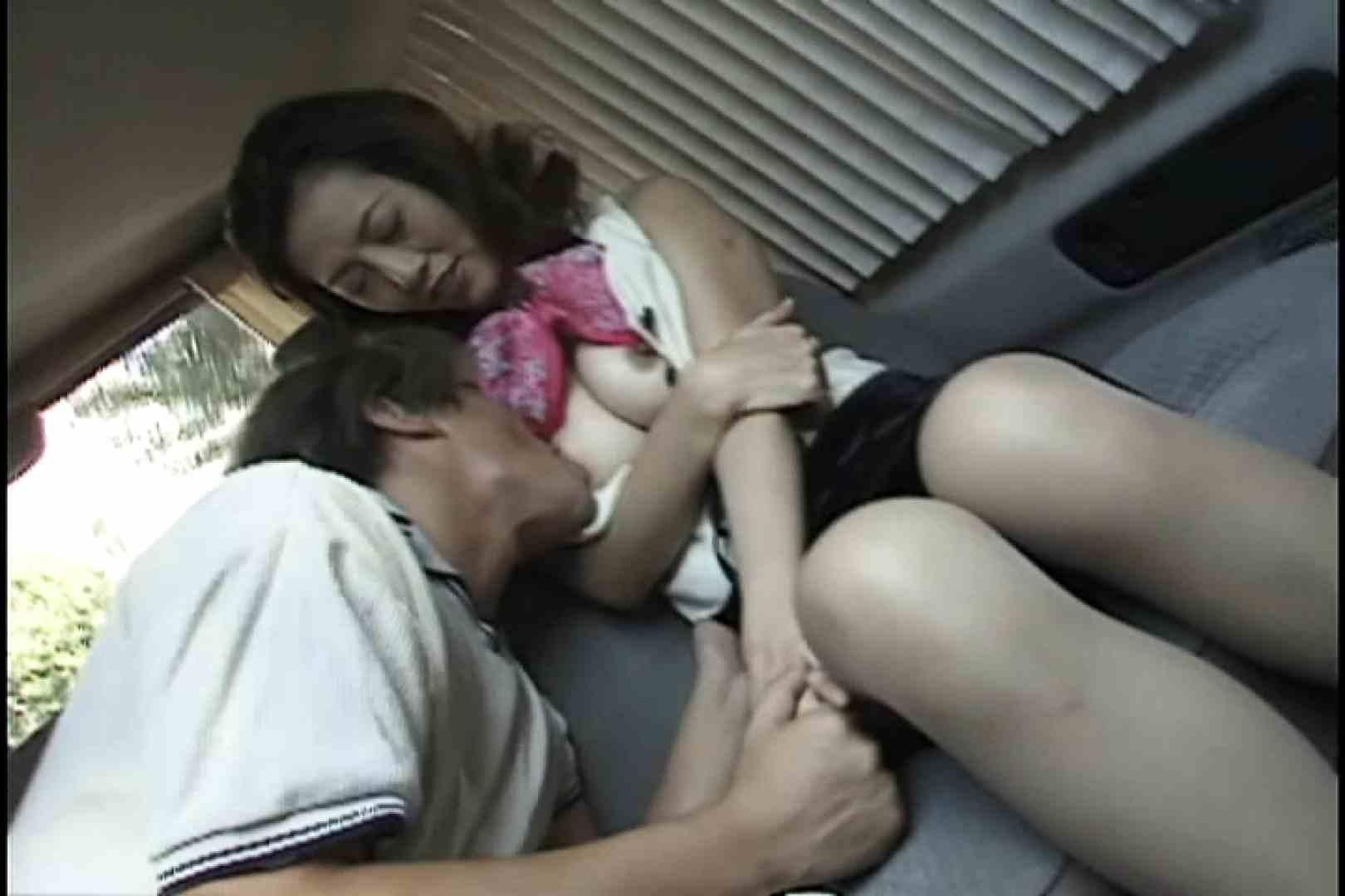 美巨乳Eカップの三十路美人妻と淫乱SEX~島田琴江~ 車 セックス画像 64連発 31