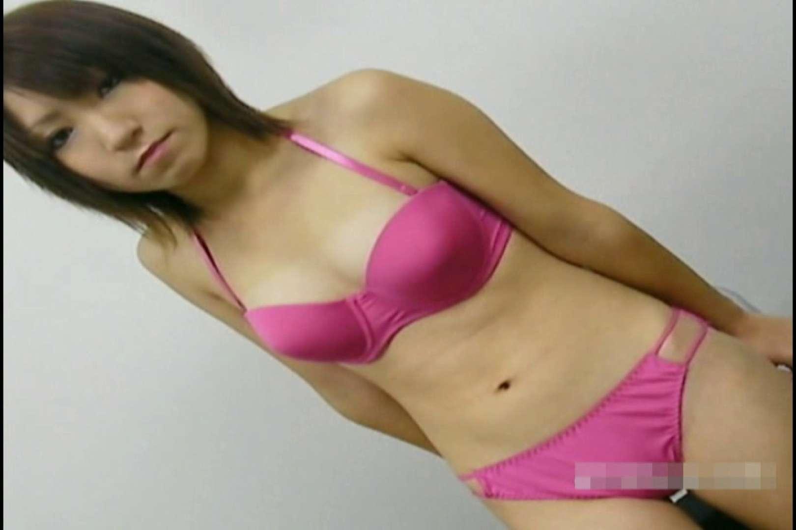 素人撮影 下着だけの撮影のはずが・・・れみ18歳 乳首 覗きおまんこ画像 84連発 24