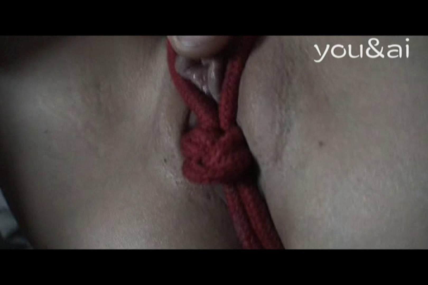 おしどり夫婦のyou&aiさん投稿作品vol.4 緊縛 ワレメ無修正動画無料 53連発 13