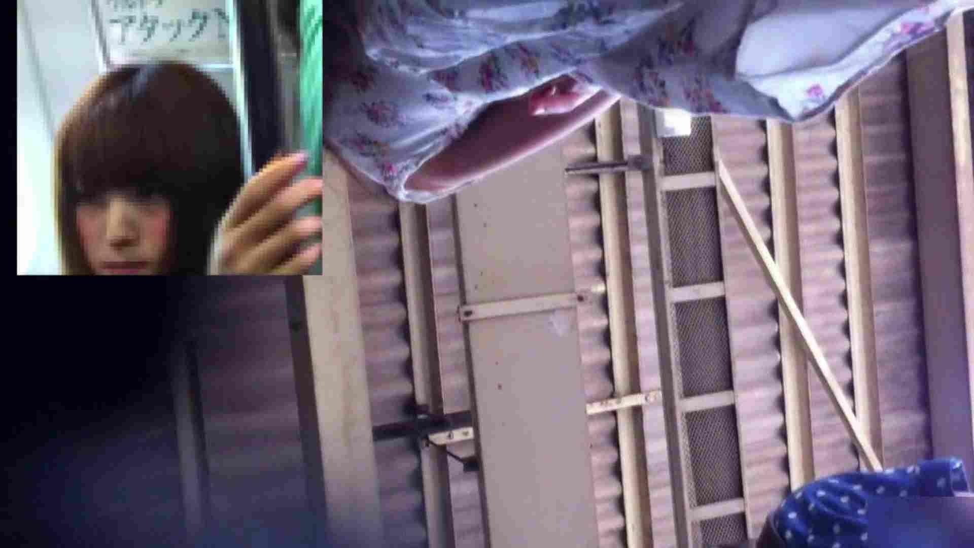 無料アダルト動画:ガールズパンチラストリートビューVol.042:ピープフォックス(盗撮狐)