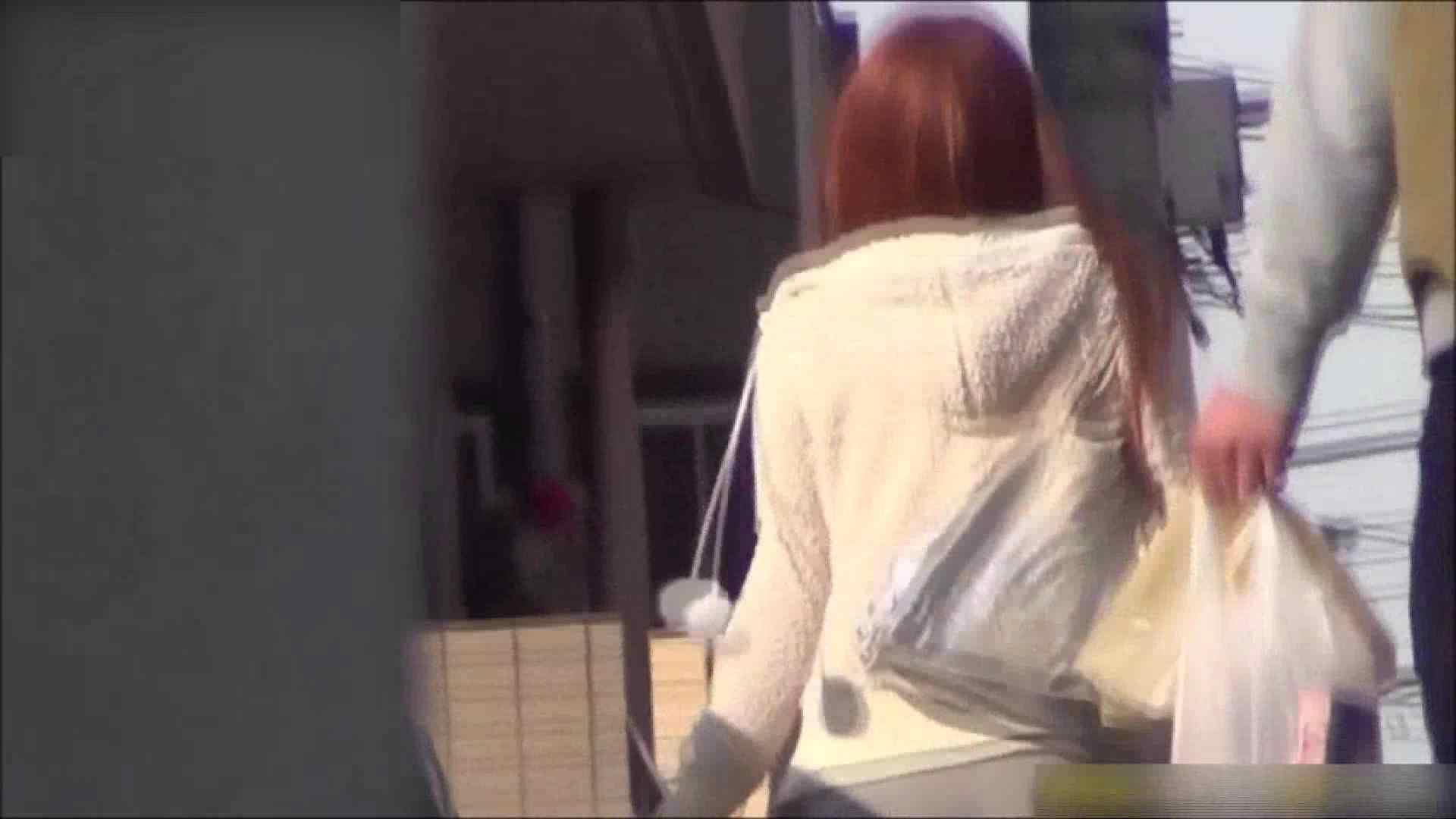 無料アダルト動画:洗面所盗撮~隣の美人お姉さんVol.08:ピープフォックス(盗撮狐)