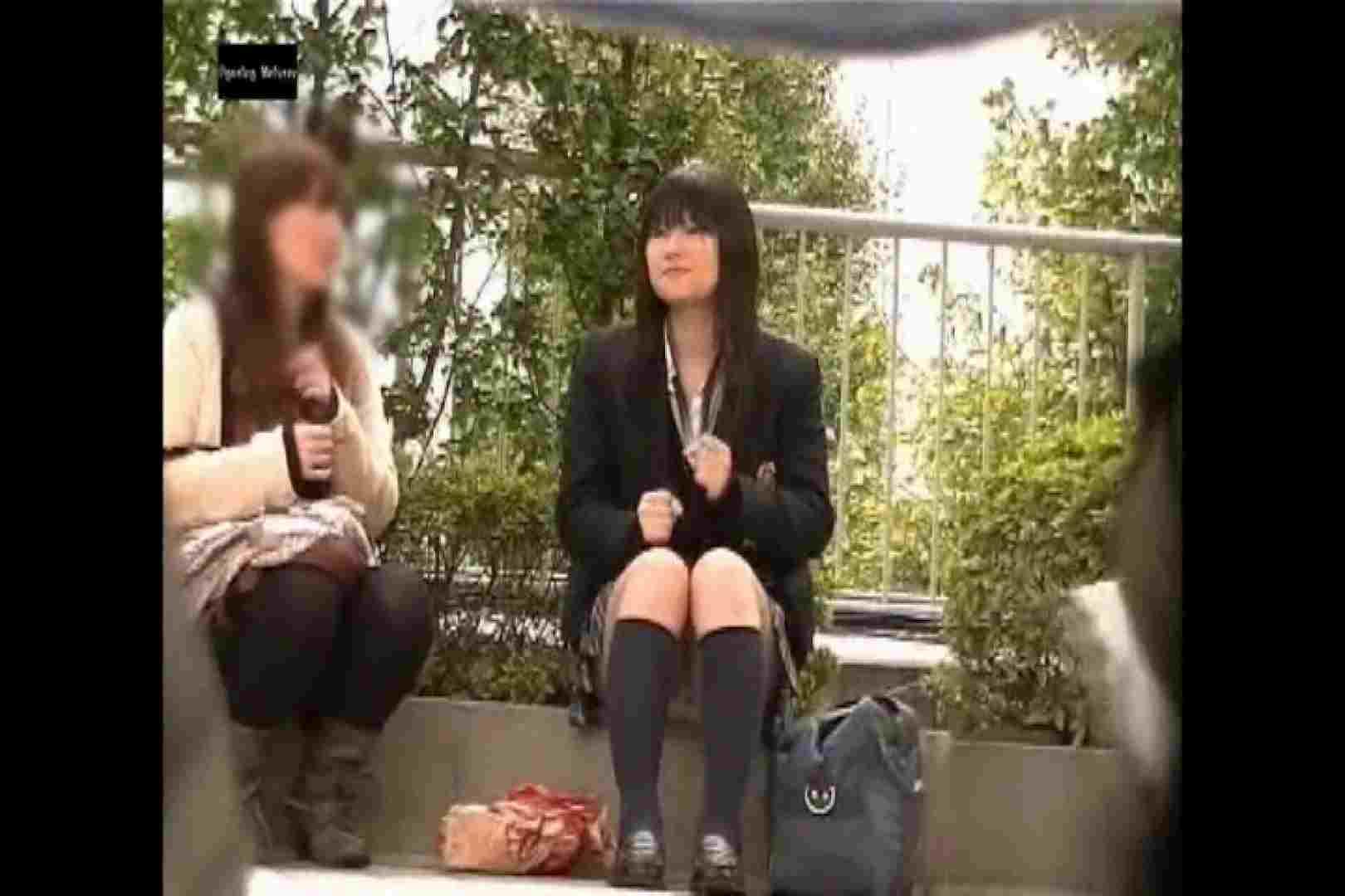 無料アダルト動画:オリジナルパンチラ No.018 ヒラヒラドレス:ピープフォックス(盗撮狐)