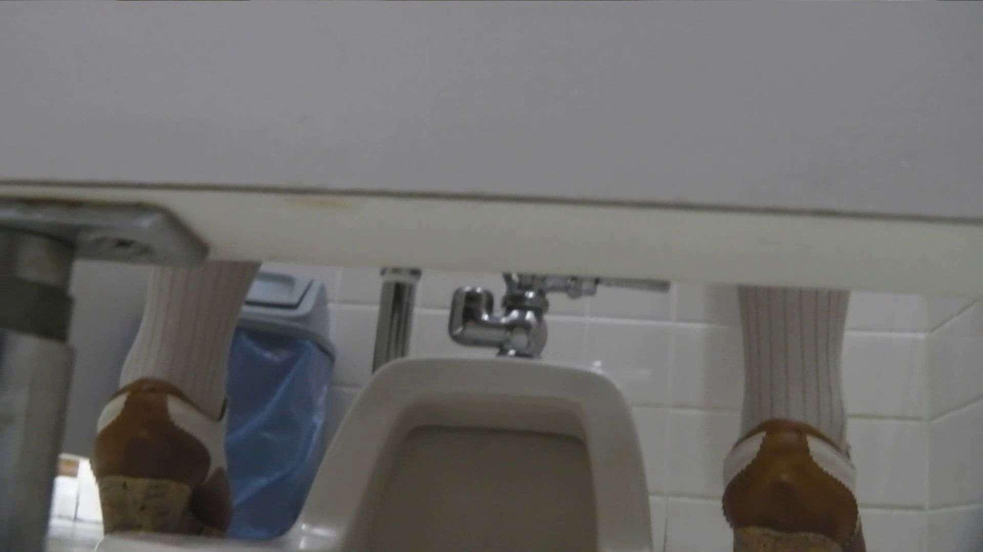 無料アダルト動画:vol.21 命がけ潜伏洗面所! ナイスな和式バックショット:ピープフォックス(盗撮狐)