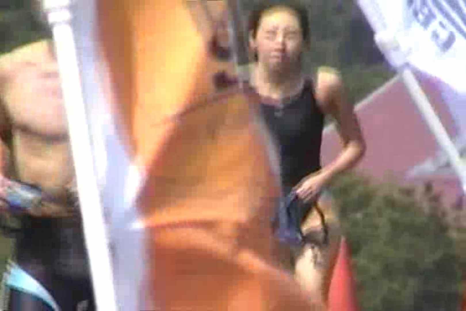 無料アダルト動画:鉄人レース!!トライアスロンに挑む女性達!!Vol.7:ピープフォックス(盗撮狐)