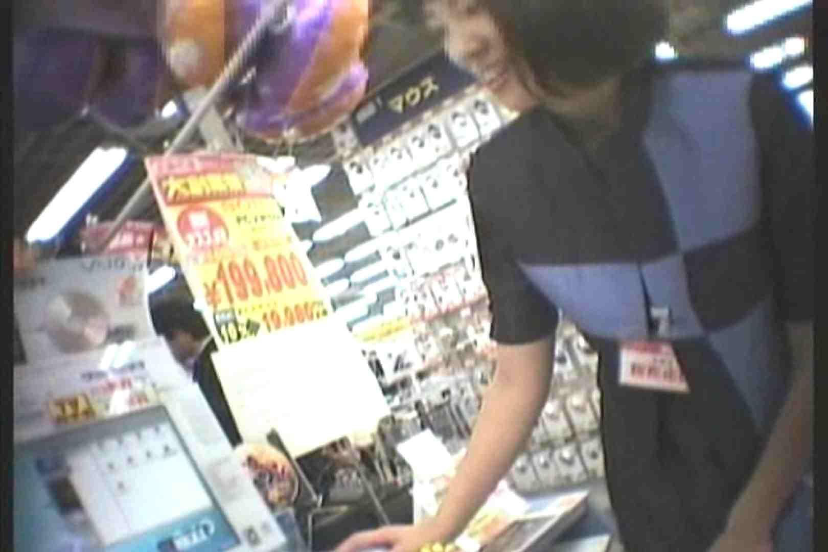 無料アダルト動画:家電系ストッキングスケスケパンツVol.5:ピープフォックス(盗撮狐)